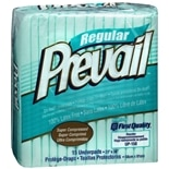 Prevail Dri-Bed UnderpadsRegular