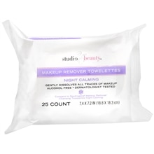 Studio 35 Beauty Makeup Remover Towelettes
