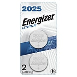 Energizer Watch/Electronic Lithium Batteries2025