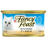 Flaked Gourmet Cat Food Tuna