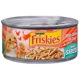 Friskies Friskies Savory Shreds Cat Food Chicken in Gravy