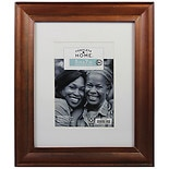 Home Elements Picture Frame 8 inch x 10 inch Brown