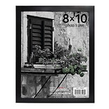 Home Elements Metal Picture Frame 8 x 10 in Assorted Black & Silver