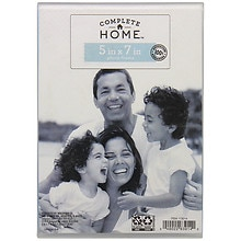 Home Elements Picture Frame 5 inch x 7 inch Clear