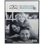 Home Elements Picture Frame 8 inch x 10 inch Black