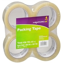 Wexford Packing Tape 4 Pack