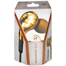 IHIP Elite Earphones IP-ELITE-EP-G Gold