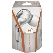 IHIP Elite Earphones IP-ELITE-EP-CHROME Chrome