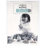 Home Elements Magnetic Picture Sleeve 5 inch x 7 inch Clear