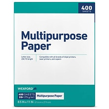 Wexford Multipurpose Paper White