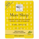 New Nordic Melissa Dream Sleep Formula, Non Drowsy, Tablets