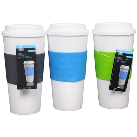 Living Solutions Tumbler 16 oz Assorted