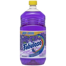Fabuloso Multi-Purpose Cleaner Lavender