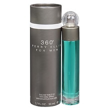 Perry Ellis 360 Degrees for Men Eau de Toilette Natural Spray