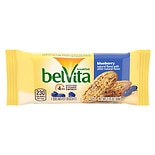 belVita Breakfast Biscuits 4 Pack Blueberry