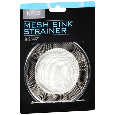 Living Solutions Sink Strainer