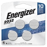 Energizer Watch/Electronic Lithium Batteries 2032