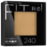Maybelline Fit Me! Pressed Powder Golden Beige 240
