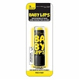 Maybelline Baby Lips Moisturizing Lip Balm Fierce N Tangy
