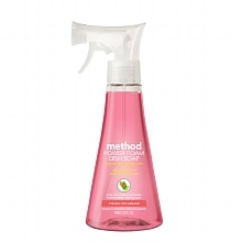 method Power Foam Dish Soap Pink Grapefruit