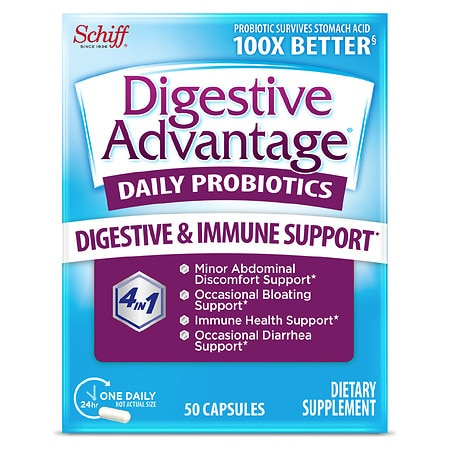 Digestive advantage products corp
