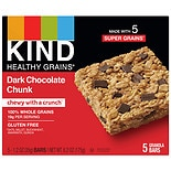 KIND Healthy Grains Bars Dark Chocolate Chunk