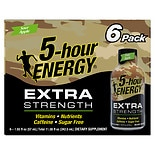 5 Hour Energy Extra Strength Energy Shot Sour Apple