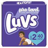 Luvs with Ultra Leakguards Size 2 Diapers