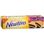 Nabisco Newtons Fruit Chewy Cookies Fig
