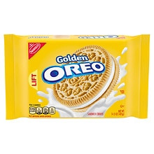 Oreo Sandwich Cookies Golden