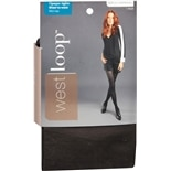 West Loop Sheer To Waist Opaque Tights S