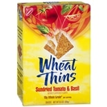Wheat Thins Wheat Thins Snacks Tomato & Basil