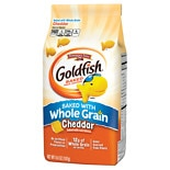 Pepperidge Farm Goldfish Whole Grain Baked Snack Crackers Whole Grain
