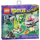LEGO Systems Teenage Mutant Ninja Turtles Building Toy