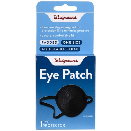 Walgreens Convex Eye Protector
