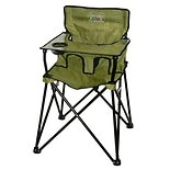 Jamberly Group ciao! baby go-anywhere-highchair Sage