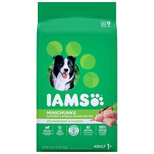 Iams Proactive Health Mini Chunks Adult Dry Dog Food