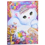 Lisa Frank Inc Coloring & Activity Book