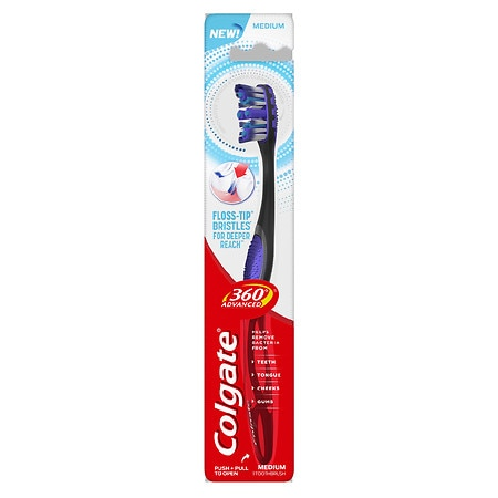 Colgate 360 Total Advanced Toothbrush Full