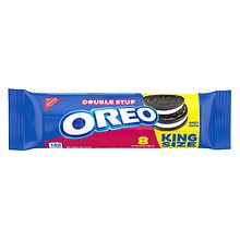 Oreo Oreo Double Stuf Chocolate Sandwich Cookies 8 Pack Chocolate