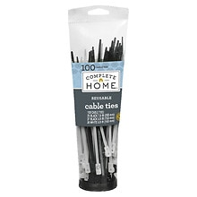 Living Solutions Quick Release Cable Ties
