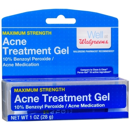 Acne Treatment Gel by Walgreens
