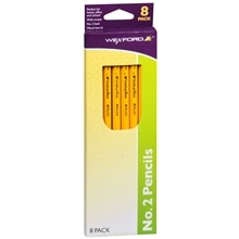 Wexford No. 2 Pencils Yellow