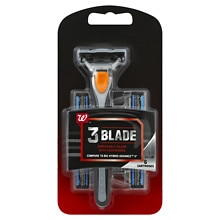 Studio 35 For Men Triple Blade Razor