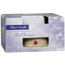 Patriot Candles Dual Warmer White/Red