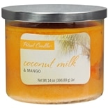 Patriot Candles Jar Candle Coconut Milk & Mango Orange