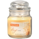 Patriot Candles Jar Candle Day's End Cream