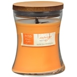Patriot Candles Wood Lights Jar Candle Mango Nectar Peach