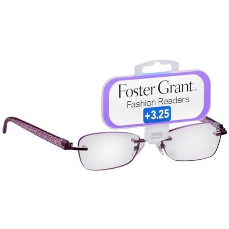 foster grant fashion readers plastic reading glasses