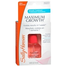 Sally Hansen Maximum Growth Nail Treatment Clear